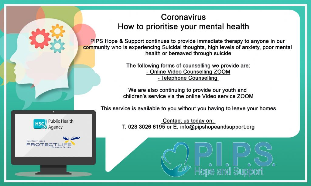 Coronavirus - How to Prioritise Your Mental Health