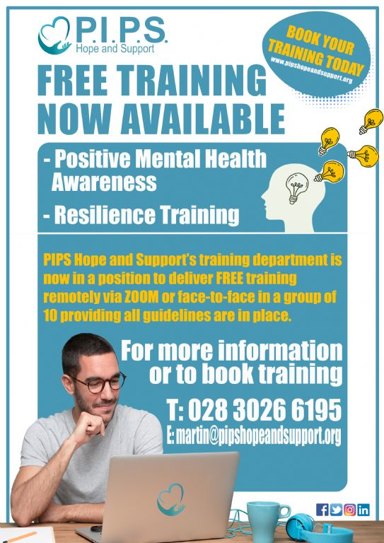 Training Now Available